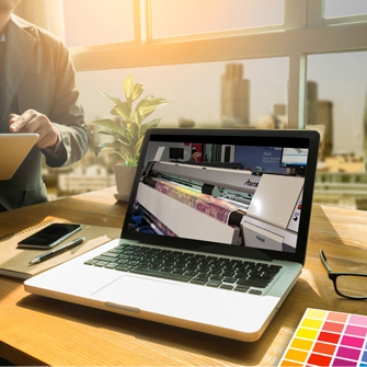 Digital Textile Printing Technology